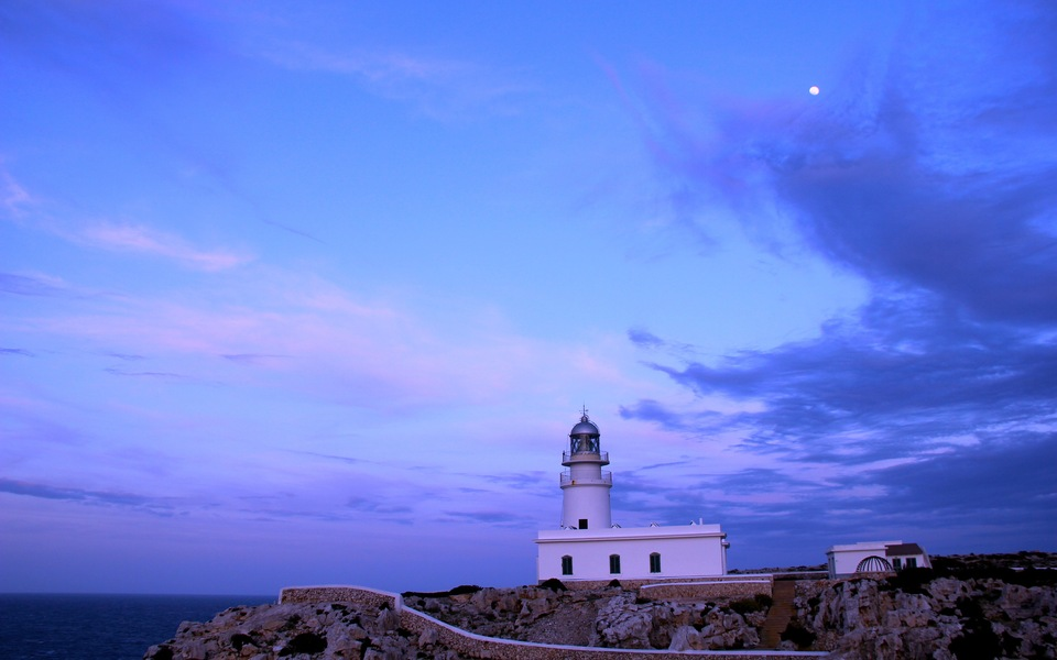 Cavallería lighthouse