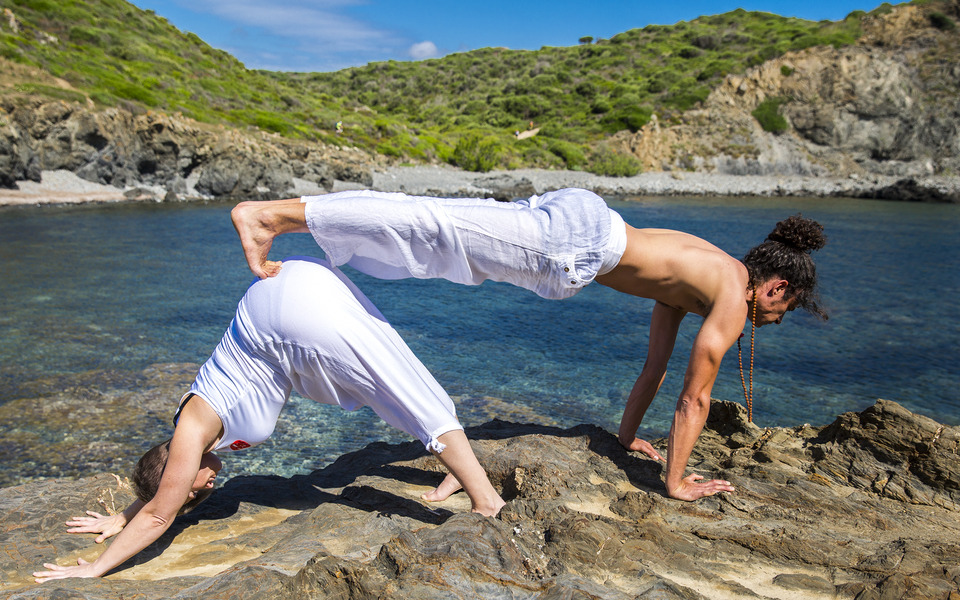 Yoga in Menorca